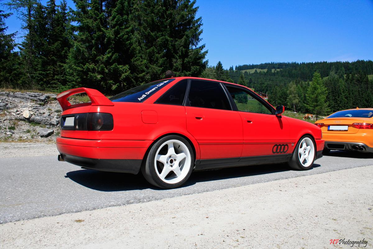 Audi Coupe Quattro 20v 1987 Audi Quattro Gt Auto