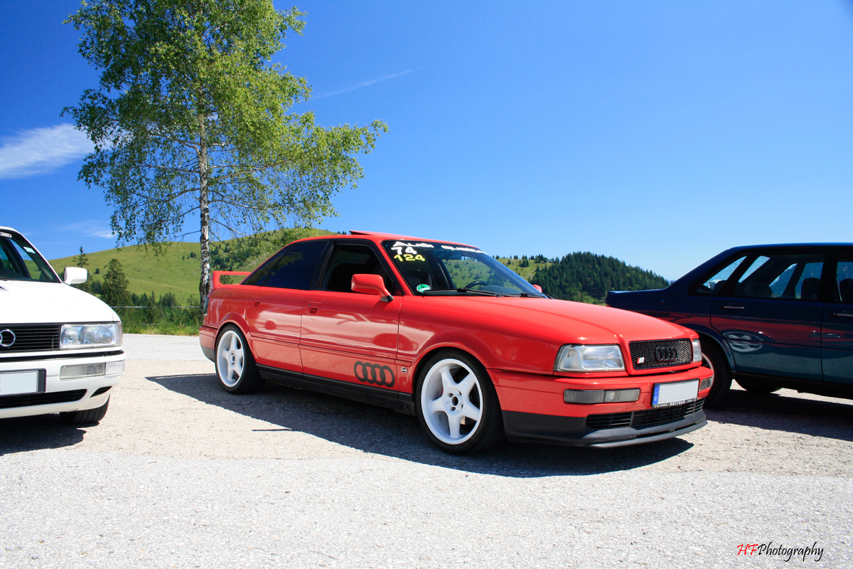 Audi Des Monats April Audi 80 Competition Quattro