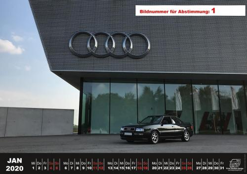 Audi-80-Fan-Kalender2020 Voting 01