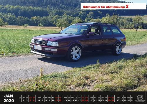 Audi-80-Fan-Kalender2020 Voting 02