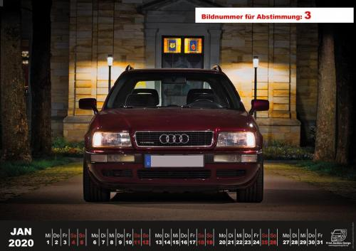 Audi-80-Fan-Kalender2020 Voting 03