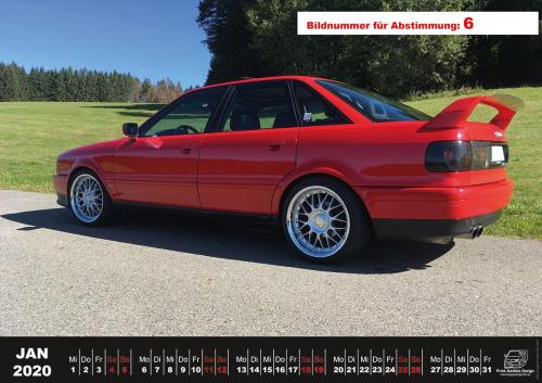 Audi-80-Fan-Kalender2020 Voting 06