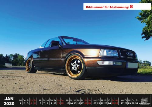 Audi-80-Fan-Kalender2020 Voting 08
