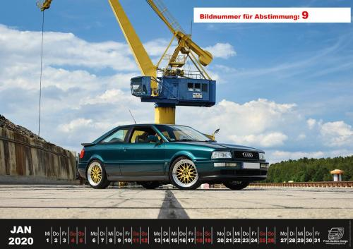 Audi-80-Fan-Kalender2020 Voting 09