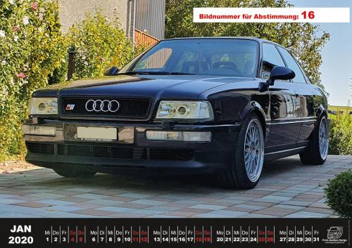 Audi-80-Fan-Kalender2020 Voting 16