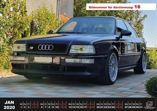 Audi-80-Fan-Kalender2020 Voting 16