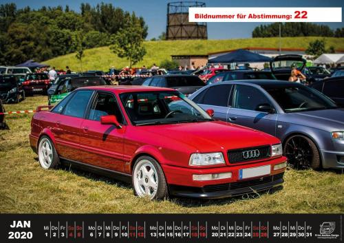Audi-80-Fan-Kalender2020 Voting 22