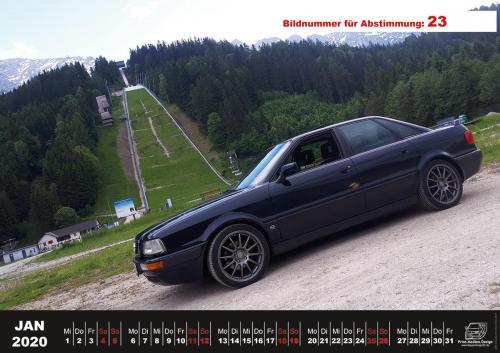 Audi-80-Fan-Kalender2020 Voting 23