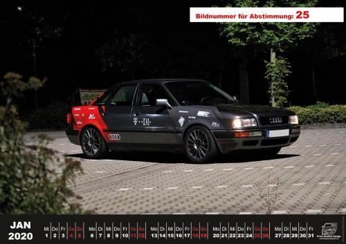 Audi-80-Fan-Kalender2020 Voting 25
