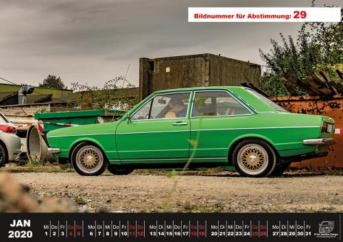 Audi-80-Fan-Kalender2020 Voting 29