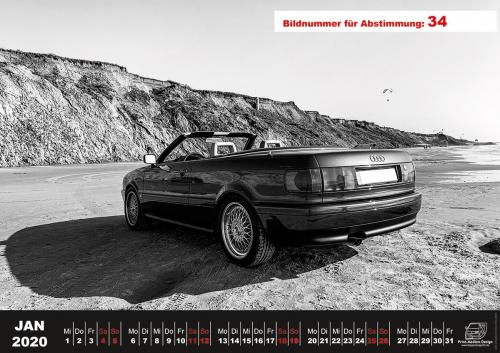 Audi-80-Fan-Kalender2020 Voting 34