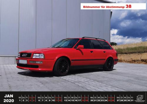 Audi-80-Fan-Kalender2020 Voting 38