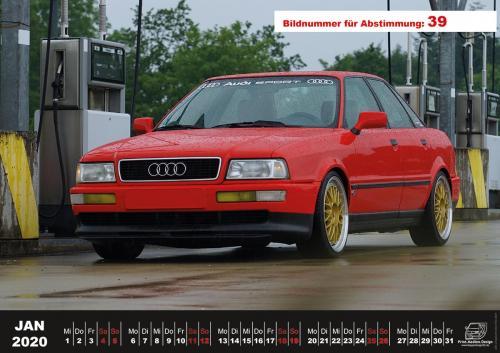 Audi-80-Fan-Kalender2020 Voting 39