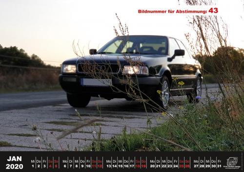 Audi-80-Fan-Kalender2020 Voting 43