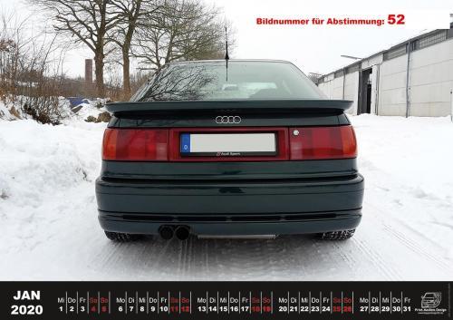 Audi-80-Fan-Kalender2020 Voting 52