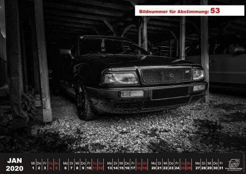 Audi-80-Fan-Kalender2020 Voting 53