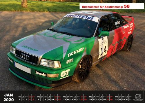 Audi-80-Fan-Kalender2020 Voting 58