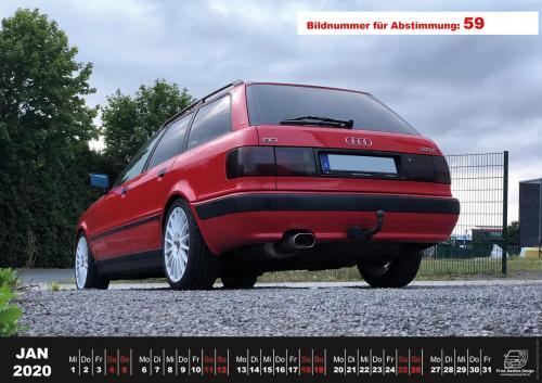 Audi-80-Fan-Kalender2020 Voting 59