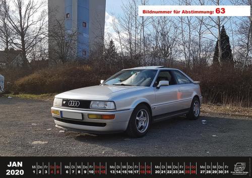 Audi-80-Fan-Kalender2020 Voting 63