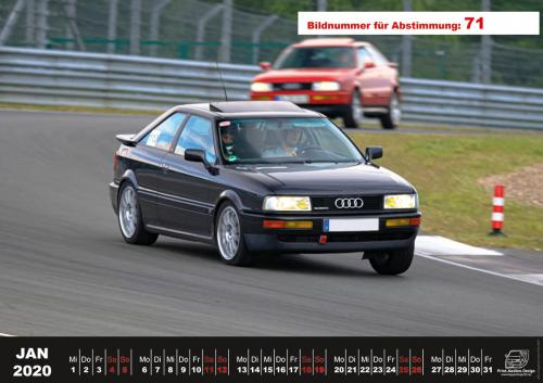Audi-80-Fan-Kalender2020 Voting 71
